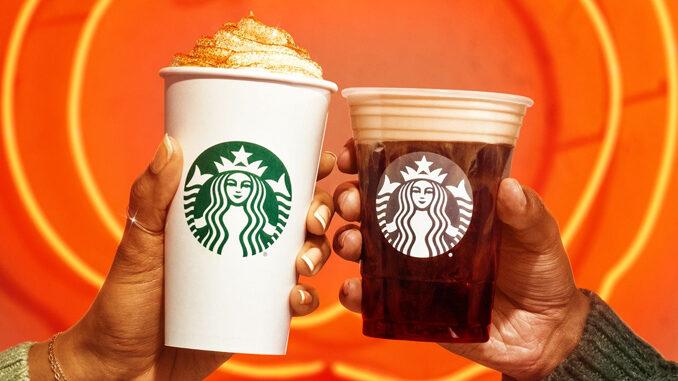 Pumpkin Spice Latte Returns To Starbucks On August 24, 2021