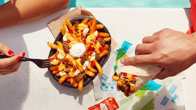 Taco Bell Tests New White Hot Ranch Fries In Chicago