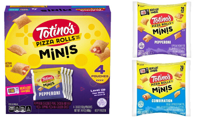Totino's Introduces New Pizza Rolls Minis, Brings Back Pizza Stuffers