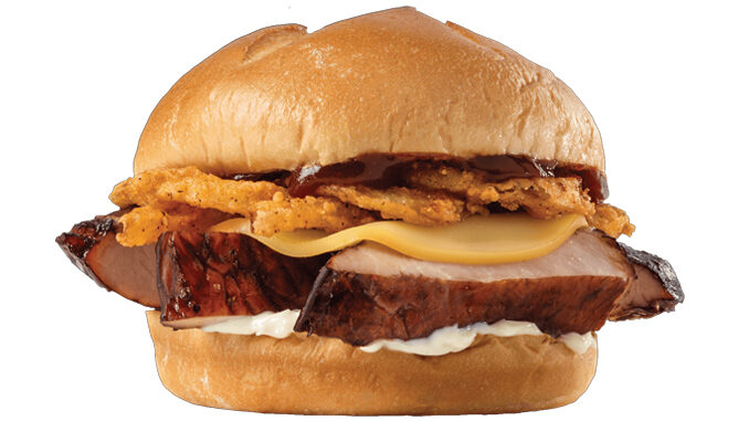 Arby's Introduces New Real Country Style Rib Sandwich