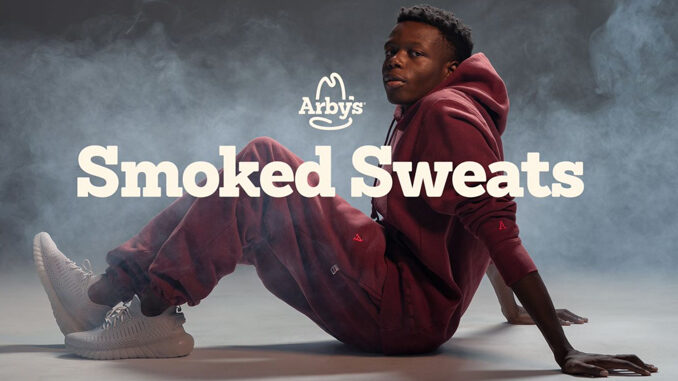 Arby's Unveils New Smoked Sweats Infused With Real Smokehouse Aroma
