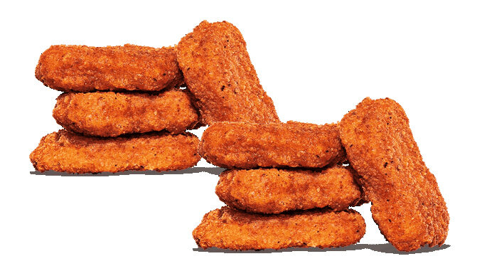 Burger King Introduces New Ghost Pepper Nuggets