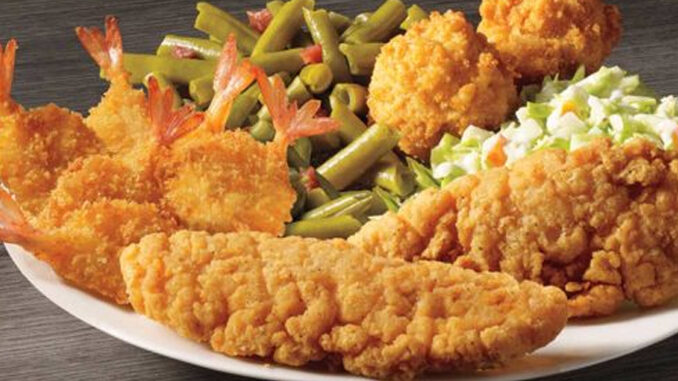 Captain D's Features Off-The-Charts Chicken For Fall 2021