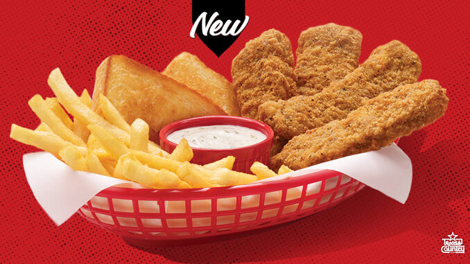 Dairy Queen Launches New Cheesy Steak Fingers Infused With Creamy Pepper Jack Cheese In Texas