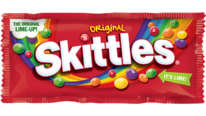 Lime Skittles Are Back, Green Apple Skittles Are Out