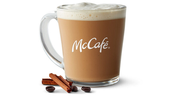 McDonald's Pours Pumpkin Spice Latte At Select Locations For Fall 2021