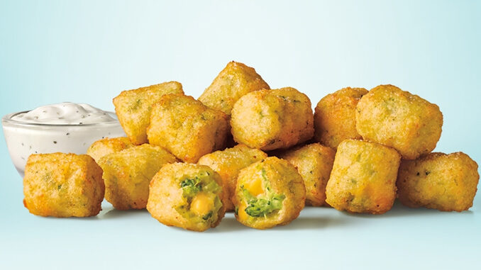 Sonic Is Launching New Broccoli Cheddar Tots Nationwide On September 27, 2021