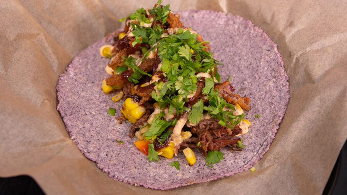 Torchy's Tacos Debuts New Black Pumas Taco In Austin, Texas From Oct. 1 To Oct. 10, 2021