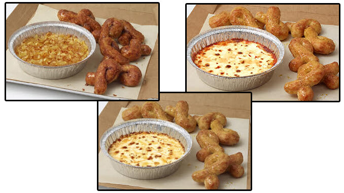Domino's Quietly Introduces New Oven-Baked Dips