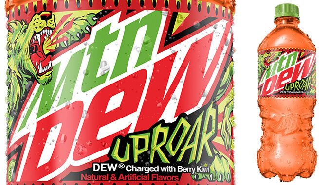 New Mountain Dew Uproar Debuts Exclusively At Food Lion Stores
